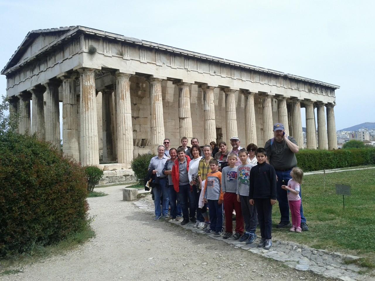 Ξενάγηση στην Αρχαία Αγορά της Αθήνας